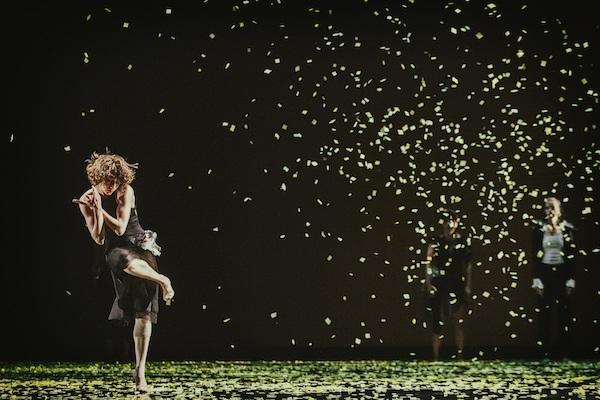 Image of dancer in dead reckoning