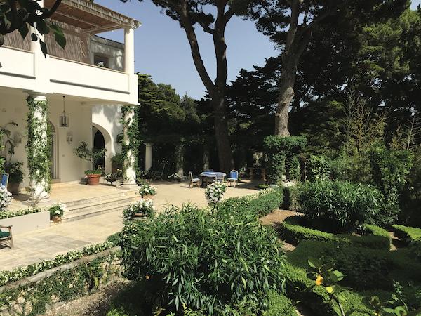 Image of Villa in Capri