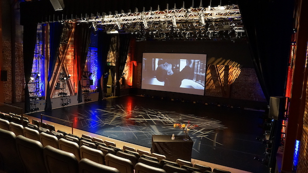 Image of the interior of ODC Theater