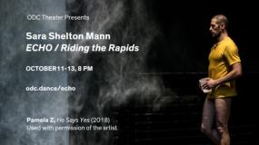 Sara Shelton Mann, ECHO/Riding the Rapids