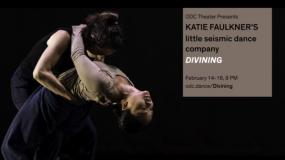 ODC Theater Presents little seismic dance company, Divining