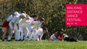 Get Immersed in the Walking Distance Dance Festival